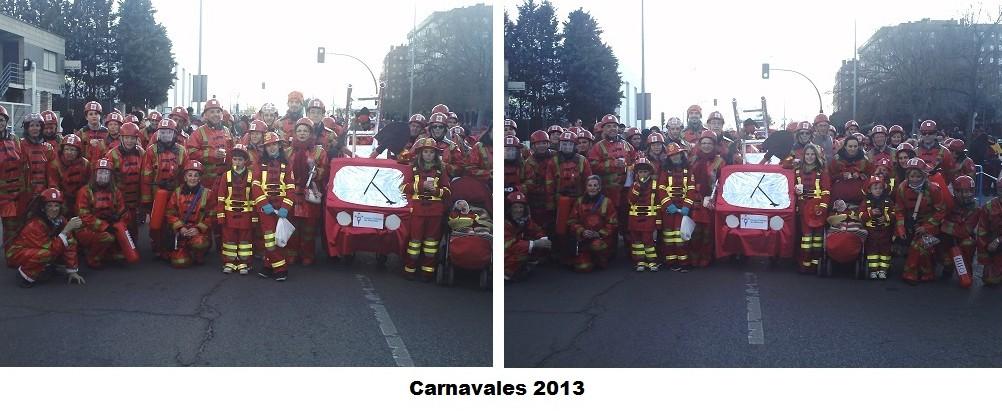 Carnavales 2013