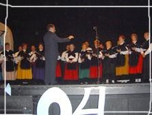 Actuación Festival 2004